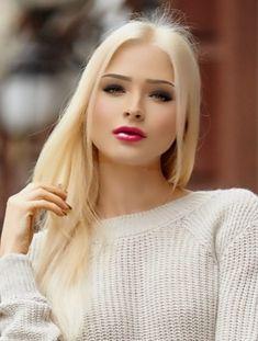 Most Beautiful Women, Amazing Women, Beautiful People, Arte Lowrider, Beautiful Blonde Girl, Blonde Women, Cute Beauty, Woman Face, Pretty Face