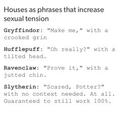 Drarry slytherin into decent posts again