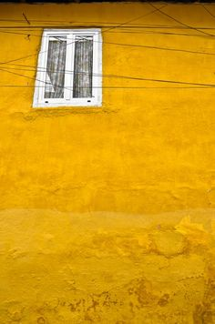handa:Old town Tirana, a photo from Tirane, North Scenic Photography, Fine Art Photography, Night Photography, Landscape Photography, Yellow Aesthetic Pastel, Subtractive Color, Jaune Orange, Yellow Doors, Yellow Houses
