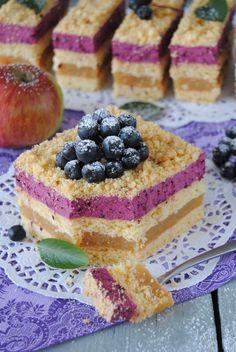 Polish Desserts, Polish Recipes, Rosh Hashanah, Apple Cake, Sweet Recipes, Baking Recipes, Ale, Cheesecake, Food And Drink