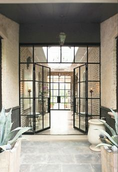 Architectural Doors. Fabulous :)