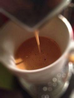 Guten Morgen…der Tag vor Freitag ist da…und der #Kaffee auch…