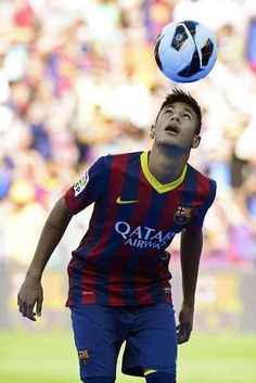 """Neymar: """"Cristiano Ronaldo is a great player but Messi is still the best"""" Soccer World, Play Soccer, Soccer Stuff, Soccer Baby, Messi And Neymar, Lionel Messi, Good Soccer Players, Football Players, Neymar Football"""