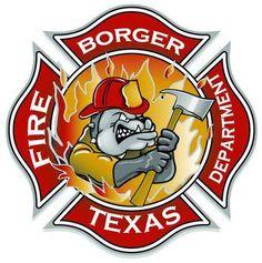 Borger Fire Department Borger, TX