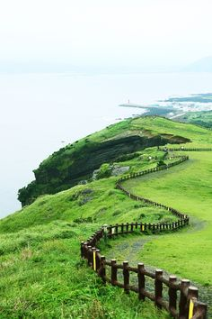 Udo Island in Jeju, Korea (제주 우도)