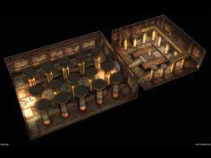 Tomb Raider: Anniversary Concept Art