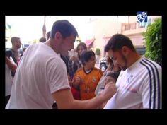 Ver Casillas Ramos and Modric in Los Angeles