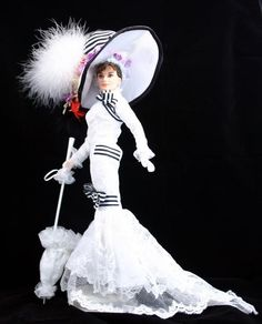 Audrey Hepburn in My Fair Lady Ascott on Collectors Quest