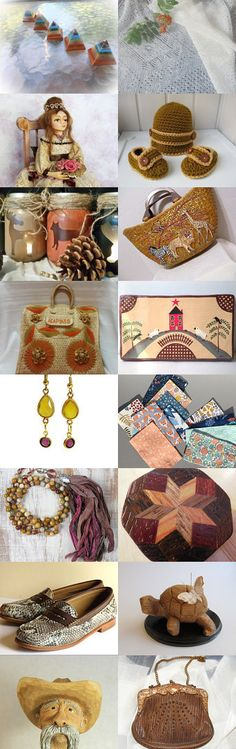 Treasury of Fall Colors by Carol on Etsy--Pinned+with+TreasuryPin.com