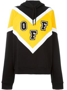 OFF-WHITE College Hoodie. #off-white #cloth #hoodie