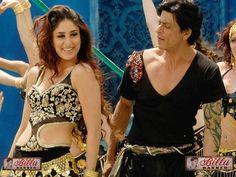 Kareena Kapoor & Shahrukh Khan #Bollywood Billu Barber