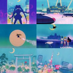 """marion @🍌🐟🔥 on Twitter: """"sailor moon really didn't have to go this hard… """""""