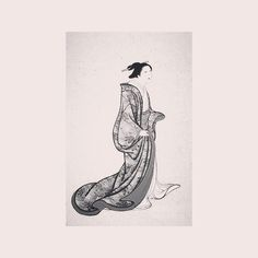 """KIMONO. A Japanese traditional garment. The word """"kimono"""" actually means a """"thing to wear"""" ki """"wear"""" and mono """"thing"""". #HERSE #inspiration #moodboard #ss17 #wearableart #wearableartkimono #kimono #Japan #tradition #japanesestyle  #limitededition #collectible #workofart #designer #staytuned"""
