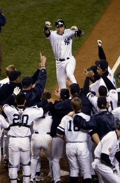 And most importantly, Derek Jeter will go down in history as one of the best Yankees to ever play the game of baseball.