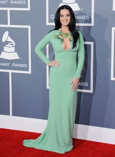 Katy Perry Red Carpet Style