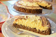 Troll a konyhámban: Mennyei csokoládé torta liszt nélkül almás krémmel...