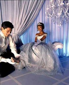 Picture of Brandy & Paolo Montalban in Cinderella