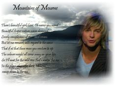 I can't believe he's going to sing this at the Very Best Of Celtic Thunder Tour. I think I'll die!!!!!