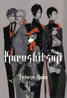 Kuroshituji/ volume 5
