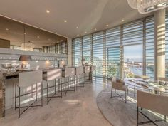 Stunning Penthouse Apartment with Panoramic Views - Berlin, Germany