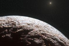 El Cinturón de Kuiper, mucho más allá de la órbita de Neptuno, es una región del Sistema Solar en la que se encuentran muchos planetas enanos. Entre ellos, Plutón. #astronomia #ciencia