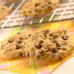 Pudding Chip Cookies (Easy; 2 dozen cookies) #pudding #cookies