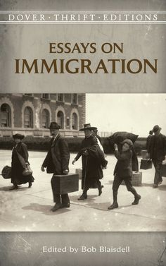 essays on immigration in the united states