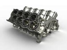 Bugatti Veyron engine block. Enjoy :)