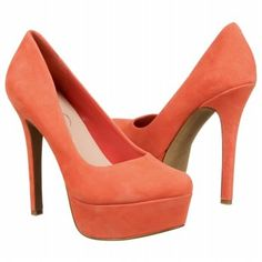 Jessica Simpson Waleo Shoes (Spiced Coral) - Women's Shoes - 6.0 M
