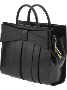 Zac Posen Shirley Bow Satchel