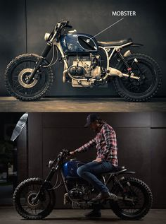 10 Incredible Custom Motorcycles - Airows