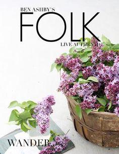 FOLK | No. 15 | Wander.