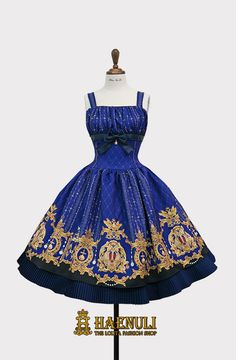 Royal Crown Item Type : OP/  JSK / - 2 type Size : 4 size- S/ M/ L / XL    No Custom size. Colorway :BLACK /RED /BLUE  - 3 colors Price : 275 usd / 250usd  Acc Type : Head Dress / Head bow / Tights