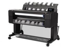 HP Designjet T1500 914mm Plotter Printer - Hp Plotter
