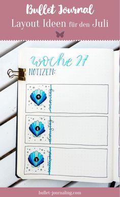 BULLET JOURNAL IDEEN DEUTSCH Planung und Gestaltung im Bullet Journal unter einen Hut bekommen? In diesem Blogpost erfährst du, wie du dein Bullet Journal effektiv nutzen und vielseitig gestalten kannst. Im Juli setup zeige ich dir Seite für Seite, wie das gelingt. Finde Ideen und Inspiration für dein Bujo bei Ladies Lounge.  #bulletjournalideen #juli #bulletjournal #bulletjournalanfänger #bulletjournaldeutsch #monatssetup #bulletjournal2019 #bulletjournalanleitung Bujo, Bullet Journal Layout, Booklet, How To Plan, Learning, Journaling, Lounge, Inspiration, Diy