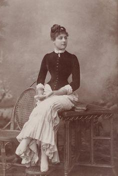 """antique-royals: """"1880s """""""