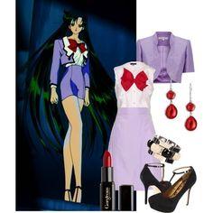 Znalezione obrazy dla zapytania sailor moon fashion