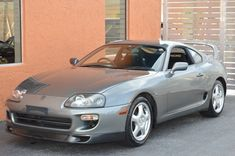 2000 Toyota Supra Hardtop TT RZ - Bone Stock - 6 Speed - Turbo - Slicktop - Recaro SR-3 - Moonstone (eBay Link)