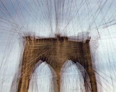 brooklyn bridge /multiple exposure