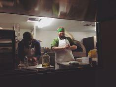 Chef Oso #theredbear