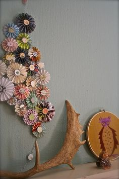 haru's paper celebration by lakbdesign/fergusandme, via Flickr