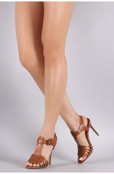 princess tan heel shoes 66808