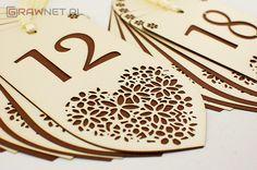Koronkowe serca - zaproszenia, winietki i zawieszki w jednym charakterze - http://grawnet.pl/koronkowe-serca-zaproszenia-winietki-i-zawieszki-w-jednym-charakterze/  #Grawnet, #Ślub, #Wesele, #Winietki, #Zaproszenia, #Zawieszki