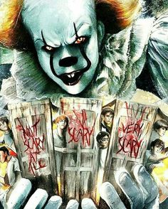 PENNYWISE - PICK YOUR CARD!