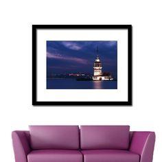 night photography city photography  istanbul photography by gonulk #Etsy #HomeDecor #HomeDecorating #decorations  #decor #Art #Photography