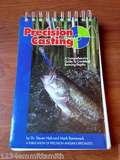 News Precision Casting Fishing Book Steven Holt, Mark Romanack DISCONTINUED RARE    Precision Casting Fishing Book Steven Holt, Mark Romanack DISCONTINUED RARE  Price : 39.99  Ends on : 2015-10-13 11:07:12   View on eBay  [ad_... http://showbizlikes.com/precision-casting-fishing-book-steven-holt-mark-romanack-discontinued-rare/