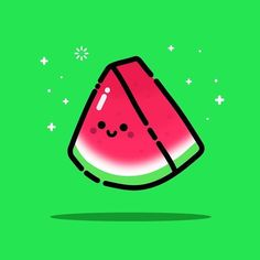 #watermelon #fruits #friends #new #snapshot #brand #character #talk #illustration #happy #cute #like #heart #happyface #designer #ghost #aww #ui #instafood #food #hope #line  #cutest #mbe #logo #logo #yelow #blue #pixel #artoftheday #brand by@madebyelvis