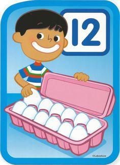 número 12correspondencia matemáticas