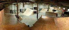 Resultado de imagen de bmx indoor garage