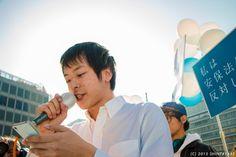 先日新宿で行われた市民連合(@shiminrengo )の街宣の写真をアップしました。 写真はスピーチするSEALDs本間信和。 160105 市民連合 新春大街宣at新宿 http://shintayabe.tumblr.com/post/136941961530/160105 …